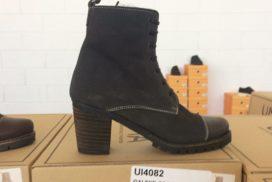 Лот № 127. Кожаная женская обувь UMA.