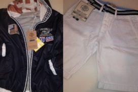 Лот 339. Детская одежда мульти бренд.