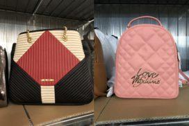 Лот 331. Женские фирменные сумки мелким оптом.