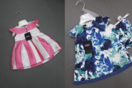 Лот 345. Детские платья мелким оптом.