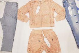 Лот 427. Детская фирменная одежда.