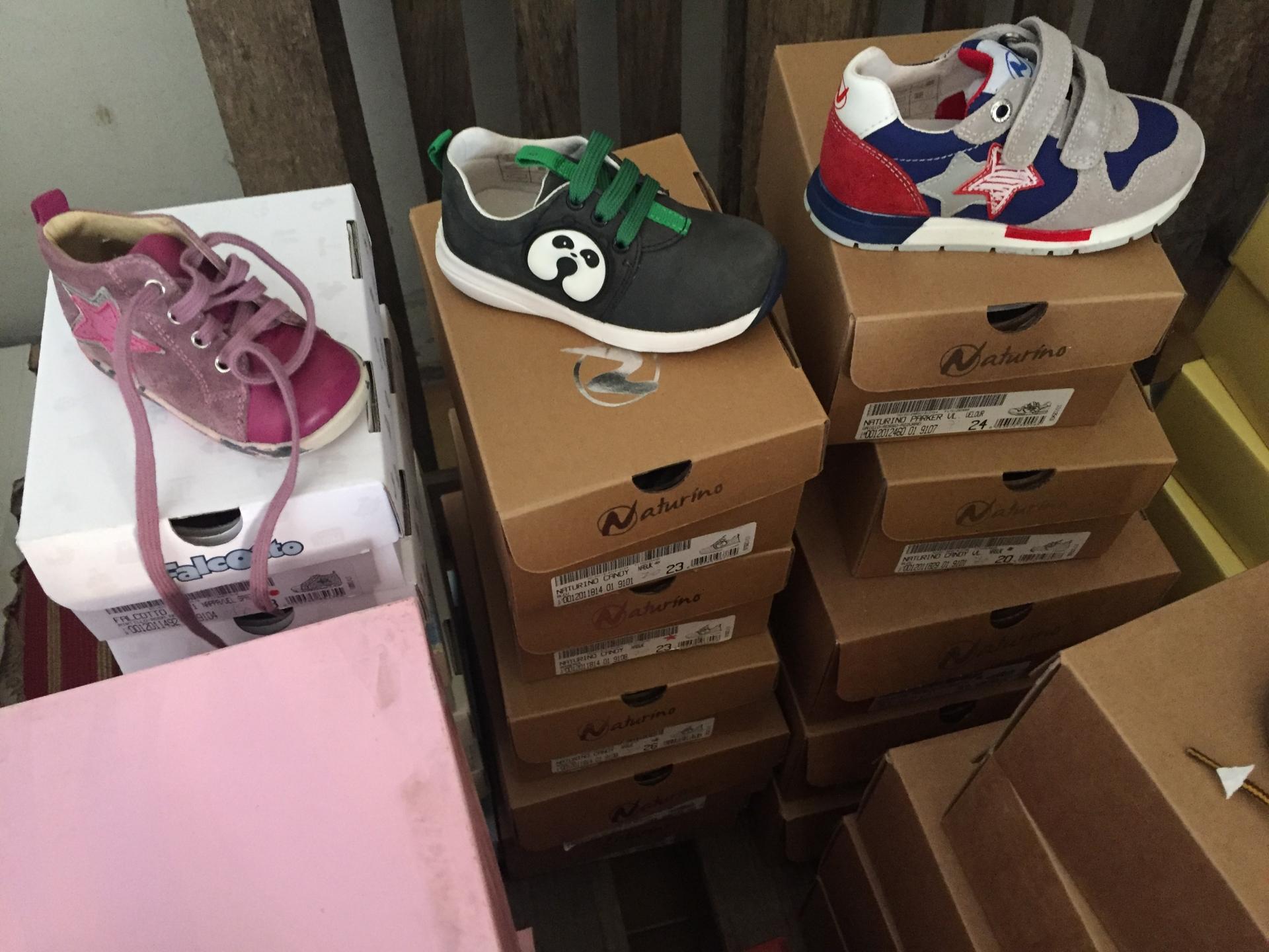 7d33ca872db Лот 404. Детская фирменная обувь. — ООО