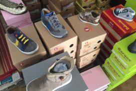 Лот 404. Детская фирменная обувь.