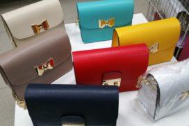 Лот 401. Женские кожаные сумки.