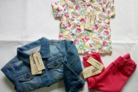 Лот 394. Детская фирменная одежда мелким оптом.