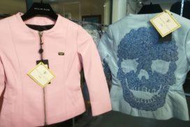 Лот № 412. Детская фирменная одежда.