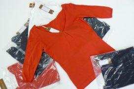 Лот 431. Женские кофты и блузы крупным оптом.