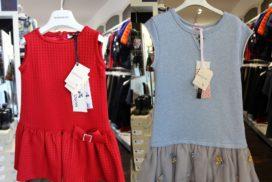 Лот 432. Детская одежда мелким оптом из Италии.