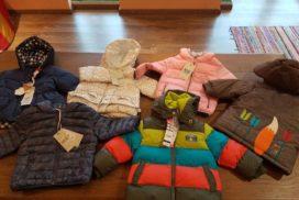 Лот 472. Детская фирменная одежда.