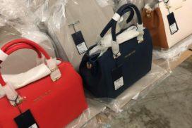 Лот 451. Фирменные женские сумки мелким оптом.