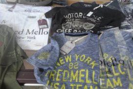 Лот 487. Мужские фирменные футболки.