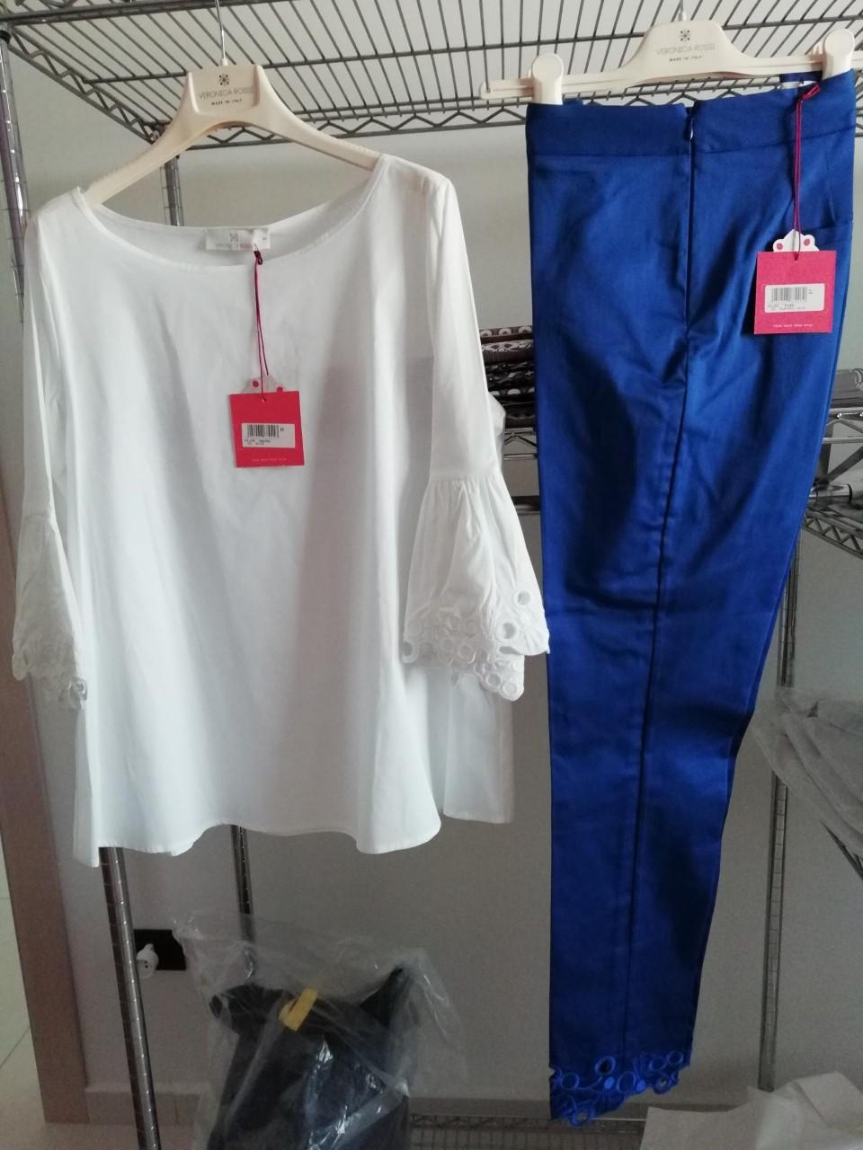 7545ede42c6 Лот 527. Женская фирменная одежда мелким оптом. — ООО