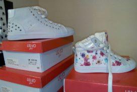 Лот 516. Детская обувь оптом из Италии.