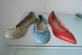 Лот 511. Женская обувь оптом из Италии.