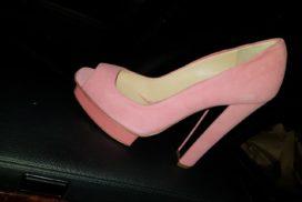 Лот 508. Женская кожаная обувь.