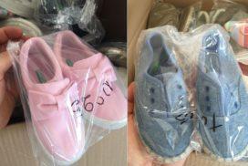 Лот 478. Детская фирменная обувь.