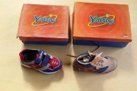 Лот 479. Детская фирменная обувь.