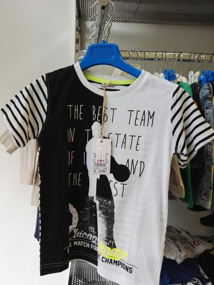 Лот 500. Детская одежда крупным оптом. — ООО