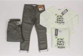 Лот 491. Детская одежда мульти бренд.