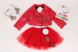 Лот 489. Детская фирменная одежда.