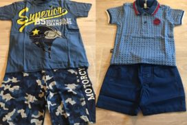 Лот 553. Детская фирменная одежда.
