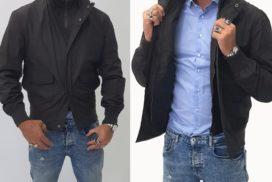 Лот 593. Мужские куртки, ветровки.