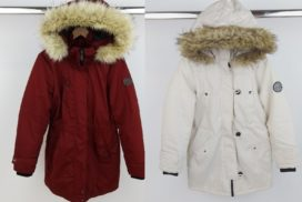 Лот 648. Женские куртки мелким оптом.