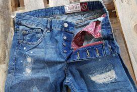 Лот 646. Мужские джинсы мелким оптом.