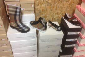 Лот 880 Фирменная детская обувь