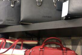 Лот 879  Фирменные сумки от «ARMANI»